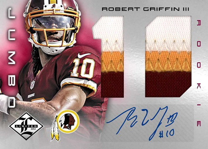 2012 Panini Limited Football Cards 7