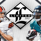 2012 Panini Limited Football Cards