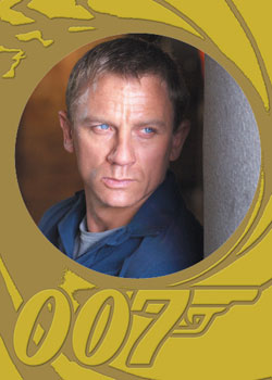 2012 Rittenhouse James Bond 50th Anniversary Series 2 Trading Cards 3