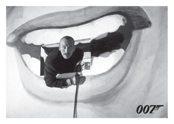 2012 Rittenhouse James Bond 50th Anniversary Series 2 Trading Cards 6
