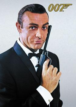 2012 Rittenhouse James Bond 50th Anniversary Series 2 Trading Cards 11