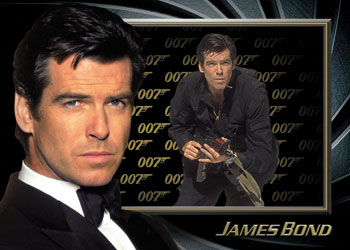 2012 Rittenhouse James Bond 50th Anniversary Series 2 Trading Cards 8