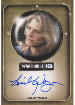 2012 Rittenhouse Warehouse 13 Season 3 Trading Cards 5