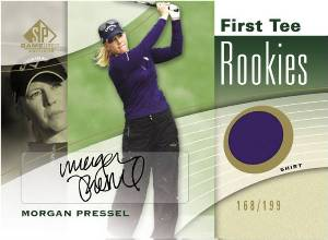 2012 SP Game Used Golf Cards 3