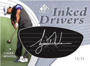 2012 SP Game Used Golf Cards 4