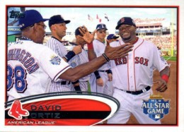 2012 Topps Update Series Baseball Variations and Short Prints Guide 25