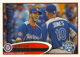 2012 Topps Update Series Baseball Variations and Short Prints Guide 27