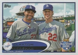 2012 Topps Update Series Baseball Variations and Short Prints Guide 8