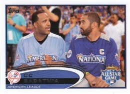 2012 Topps Update Series Baseball Variations and Short Prints Guide 9
