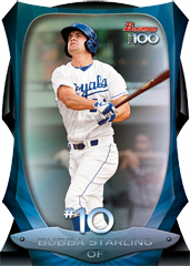 2013 Bowman Baseball Cards 8
