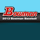 2013 Bowman Baseball Cards
