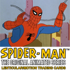 2013 Rittenhouse Spider-Man Original Animated Series Lenticular Trading Cards