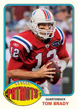 2013 Topps Archives Football 3
