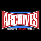 2013 Topps Archives Football