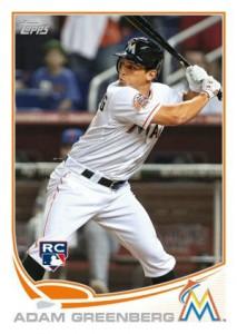 Top 5 Adam Greenberg Baseball Cards 5