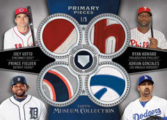 2013 Topps Museum Collection Baseball Cards 18