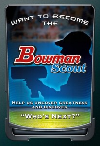 Have You Got What It Takes to Be a Bowman Scout? 1
