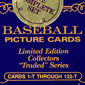 Comprehensive Guide to Topps Tiffany Baseball Cards