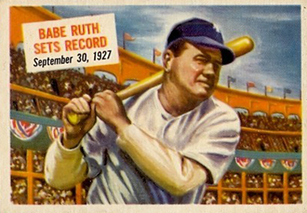 1954 Topps Scoops Trading Cards 22