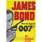 1965 Philadelphia Gum James Bond Trading Cards