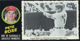 1971 Topps Greatest Moments Baseball Cards 1