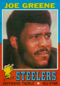 1971 Topps Joe Greene RC