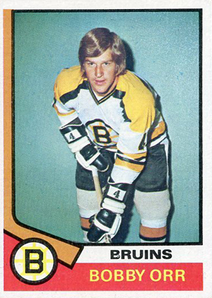 1974-75 Topps Hockey Cards 20