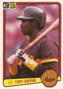 Top 10 Tony Gwynn Baseball Cards 8