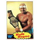 1985 Topps WWF Pro Wrestling Stars Wrestling Cards