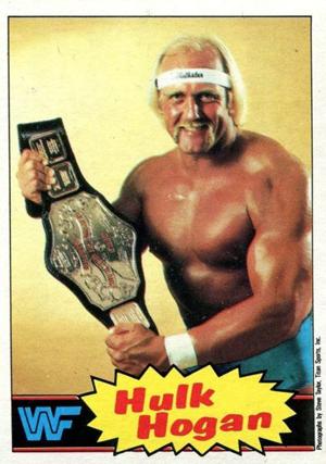1985 Topps WWF Pro Wrestling Stars Wrestling Cards 24