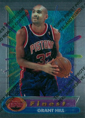 Top 1990s Basketball Rookie Cards 5