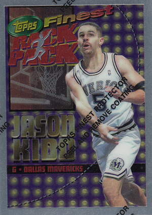 1994-95 Topps Finest Basketball Cards 26