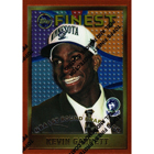 1995-96 Topps Finest Basketball Cards