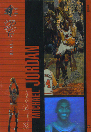 1996-97 SP Basketball Cards 23