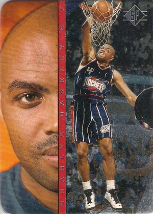 1996-97 SP Basketball Cards 24