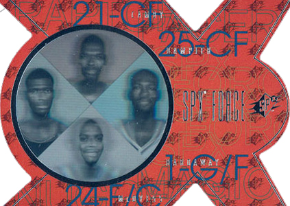 1996-97 SP Basketball Cards 25