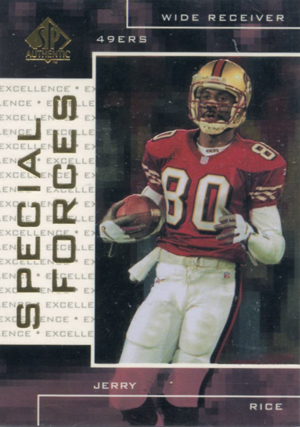 1998 SP Authentic Football Cards 24