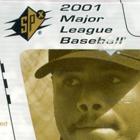 2001 SPx Baseball Cards
