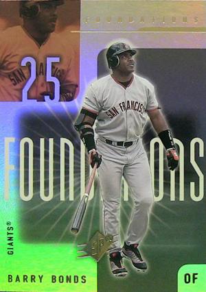 2001 SPx Baseball Cards 22