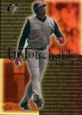 2001 SPx Baseball Cards 24