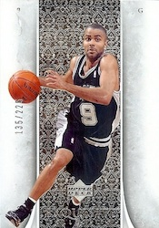 2005-06 Upper Deck Exquisite Collection Basketball Cards 23