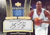2005-06 Upper Deck Exquisite Collection Basketball Cards 35