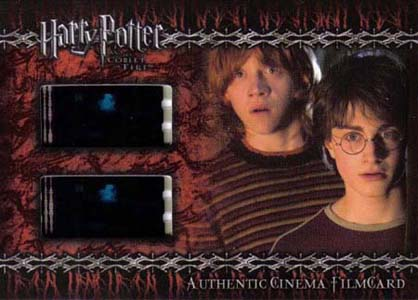2006 Artbox Harry Potter and the Goblet of Fire Update Trading Cards 24