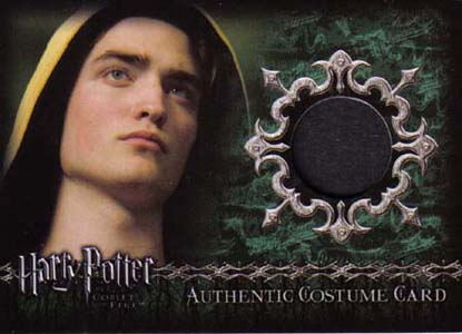 2006 Artbox Harry Potter and the Goblet of Fire Update Trading Cards 25