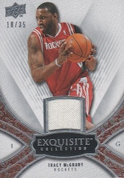 2008-09 Upper Deck Exquisite Collection Basketball Cards 25
