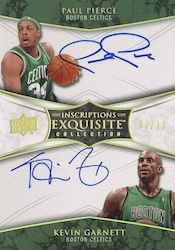 2008-09 Upper Deck Exquisite Collection Basketball Cards 33