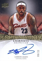 2008-09 Upper Deck Exquisite Collection Basketball Cards 29