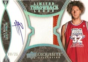 2008-09 Upper Deck Exquisite Collection Basketball Cards 35