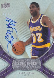 2008-09 Upper Deck Exquisite Collection Basketball Cards 39