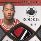 2008-09 Upper Deck Exquisite Collection Basketball Cards